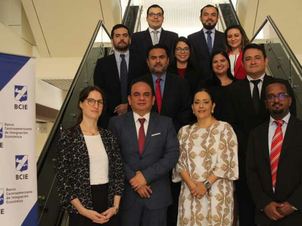 CABEI receives visit from GCF evaluation mission, reiterating its commitment to the region's conservation through high-impact climate change adaptation and mitigation projects.