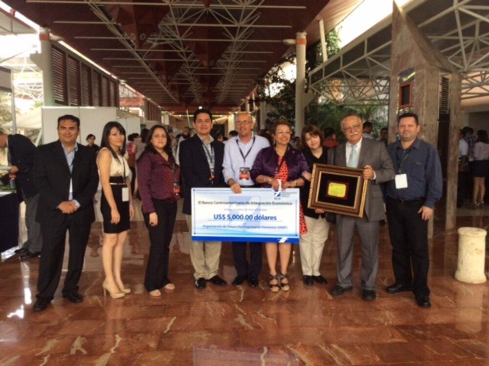 Economic Integration Cabei Awarded